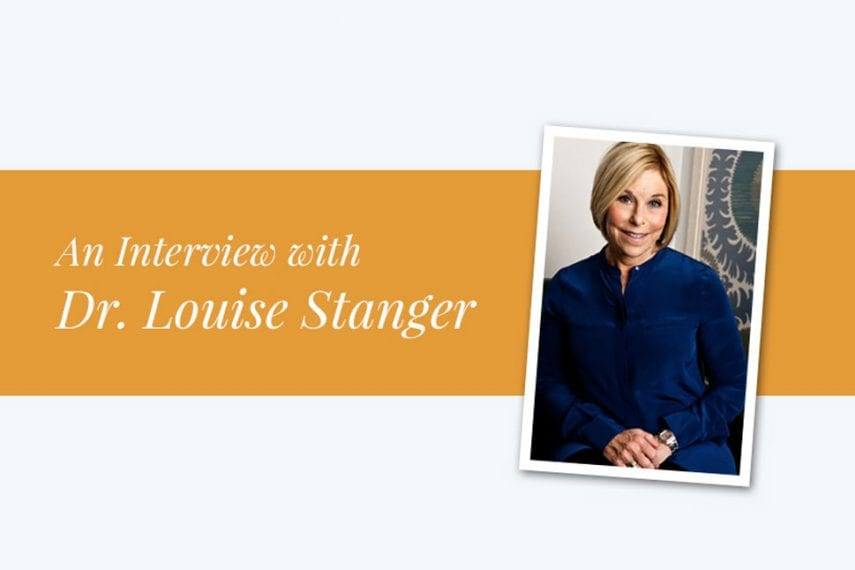 An Interview with Dr. Louise Stanger: The Triple Threat of Addiction, Mental Illness, and Tertiary Issues.