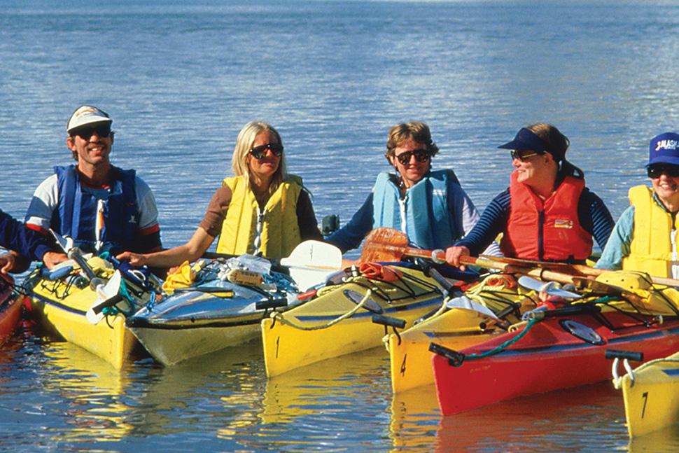 Alta Mira Kayakers