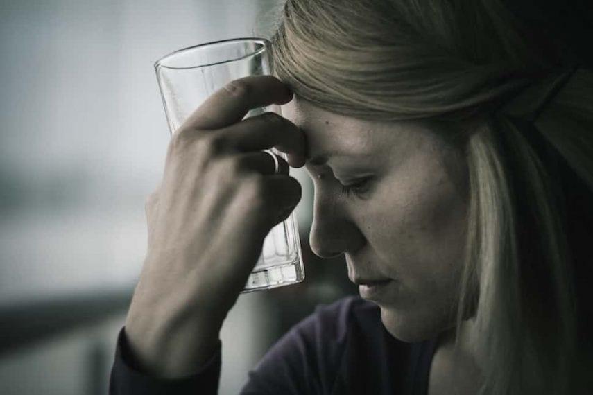 Drinking on Antidepressants