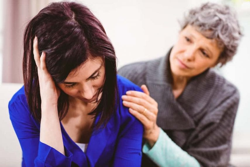When Your Loved One Resists Treatment
