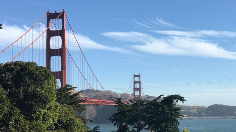 Alta Mira Golden Gate Bridge