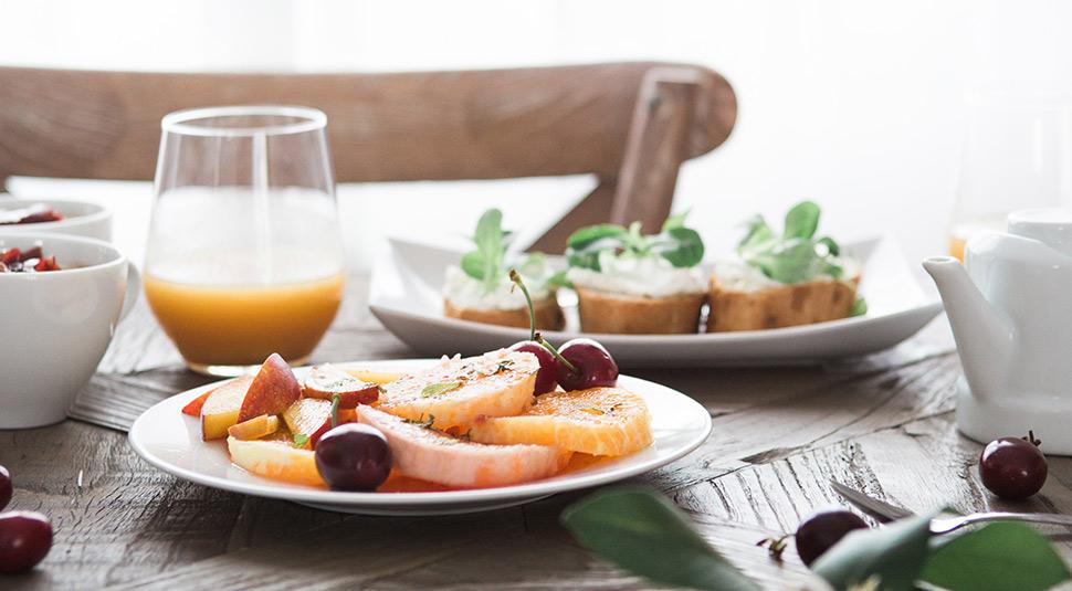 alta mira breakfast